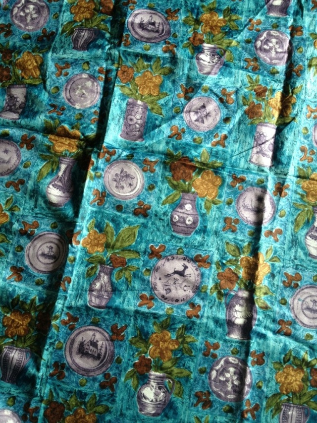 Fifties Fabric